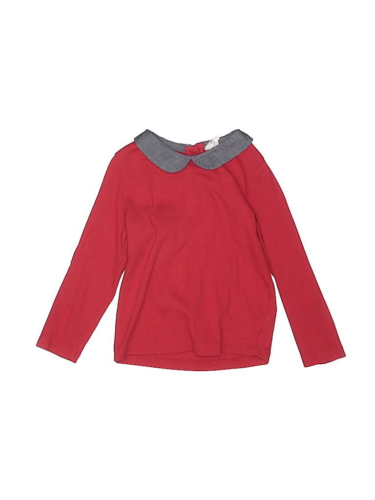 Baby Gap Girls Long Sleeve Top Size 3