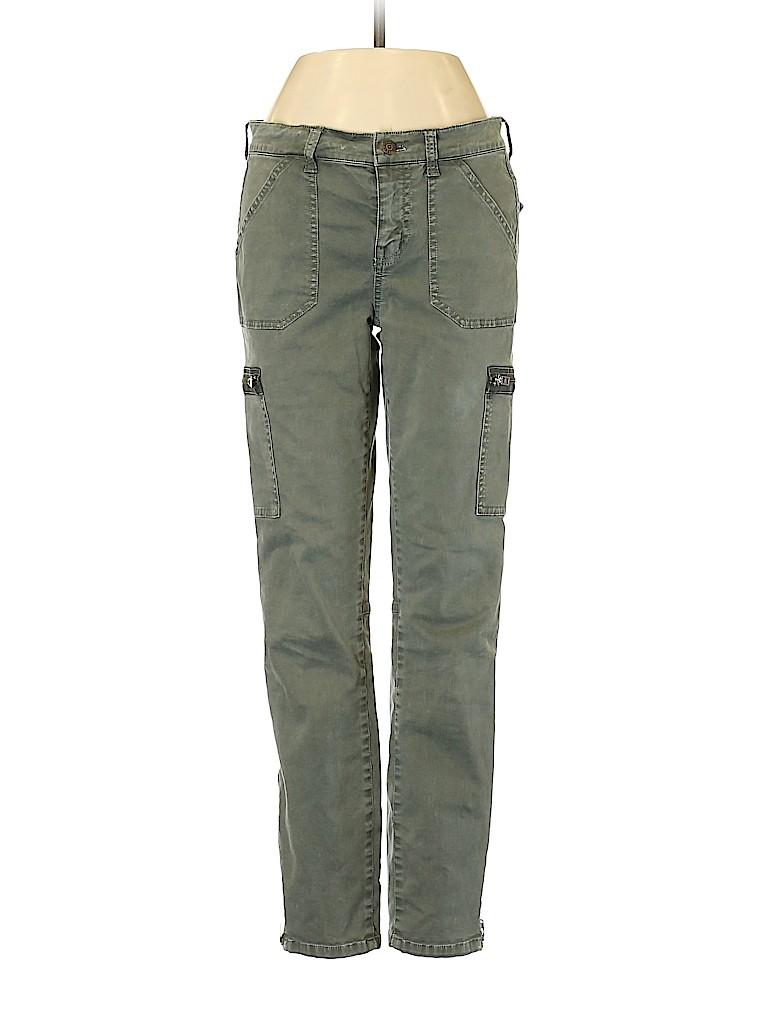 Madewell Women Cargo Pants 26 Waist