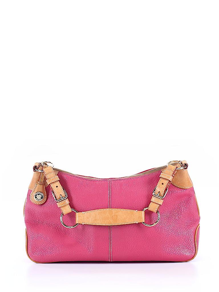 Dooney & Bourke Women Leather Shoulder Bag One Size