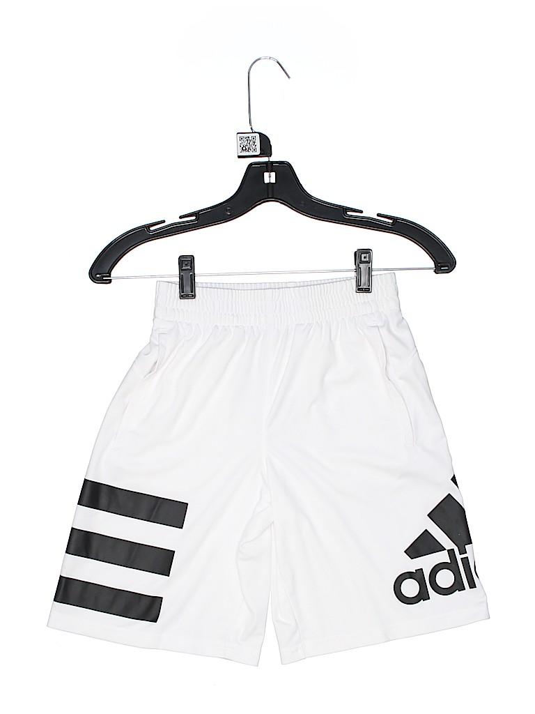 Adidas Boys Athletic Shorts Size 8
