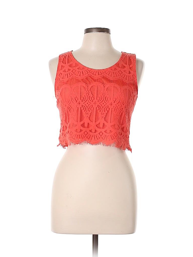 LoveRiche Women Sleeveless Top Size L