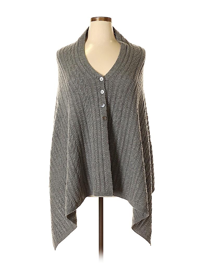Neiman Marcus Women Wool Cardigan Size o/s