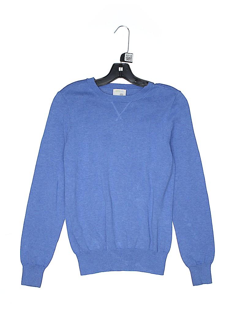 Crewcuts Boys Pullover Sweater Size 14