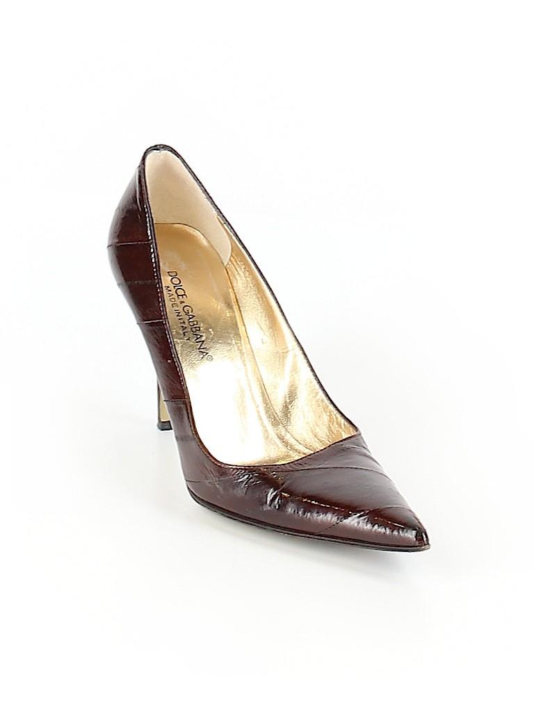 Dolce & Gabbana Women Heels Size 35.5 (EU)