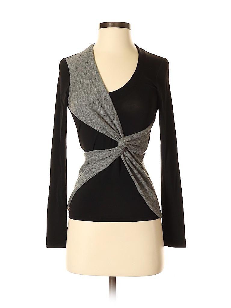 Balenciaga Women Long Sleeve Top Size 38 (EU)