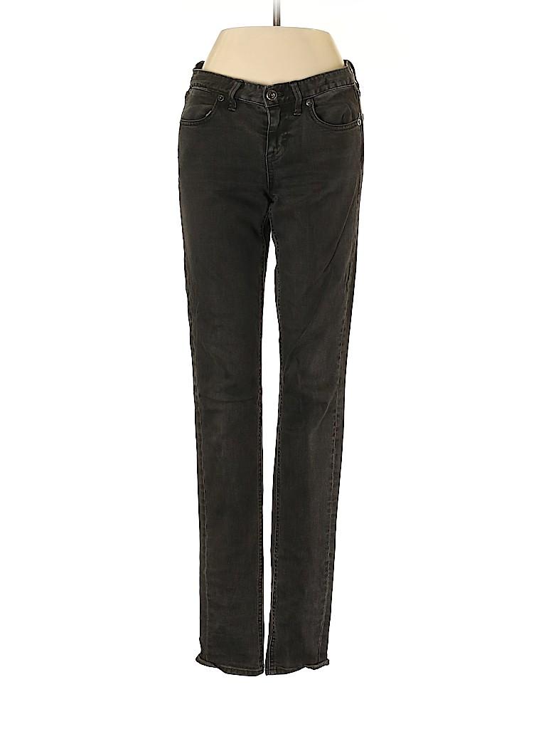 Madewell Women Jeans 25 Waist