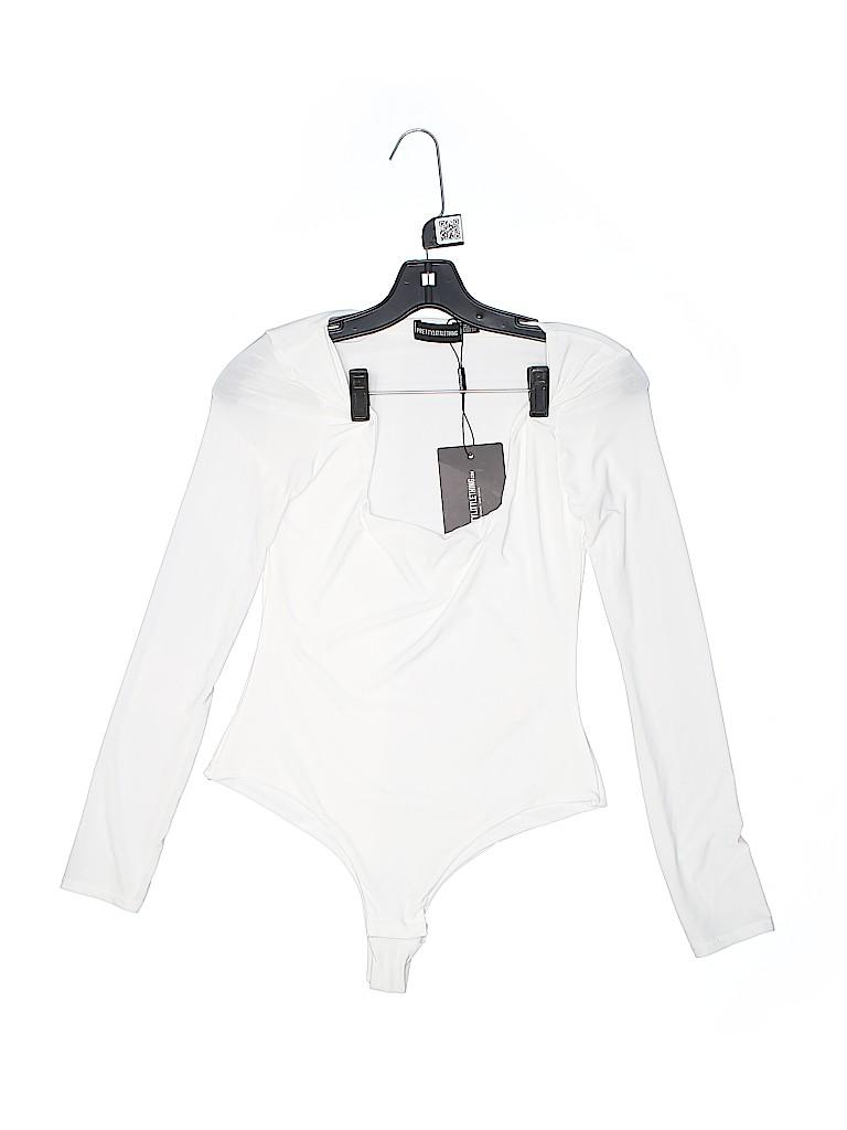 PrettyLittleThing Women Long Sleeve Blouse Size 10