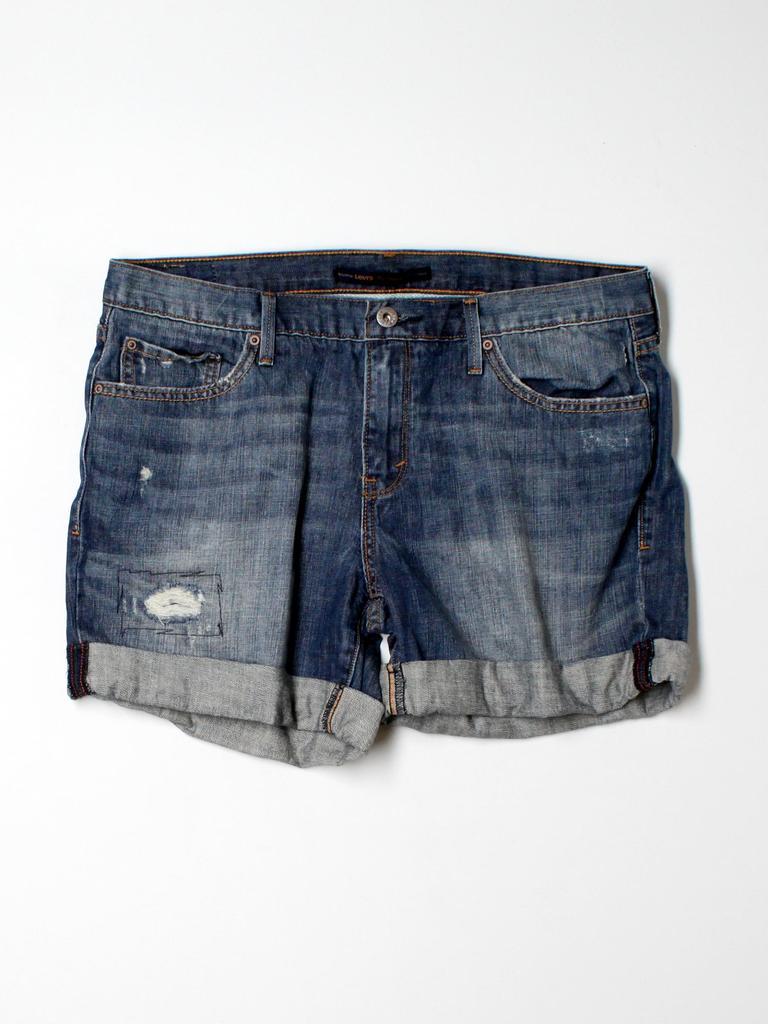 Levi's Women Denim Shorts Size 10