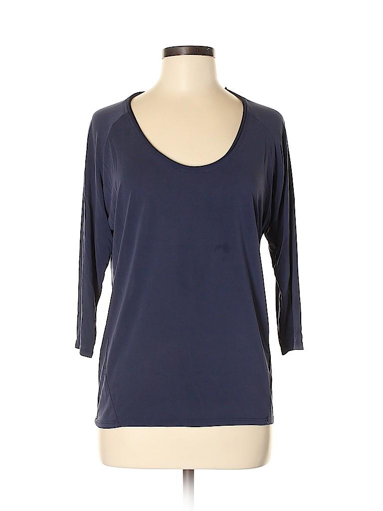 Harlowe & Graham Women 3/4 Sleeve Top Size M