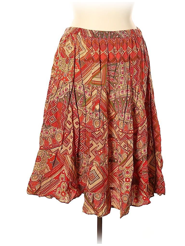 Blair Women Casual Skirt Size 2X (Plus)