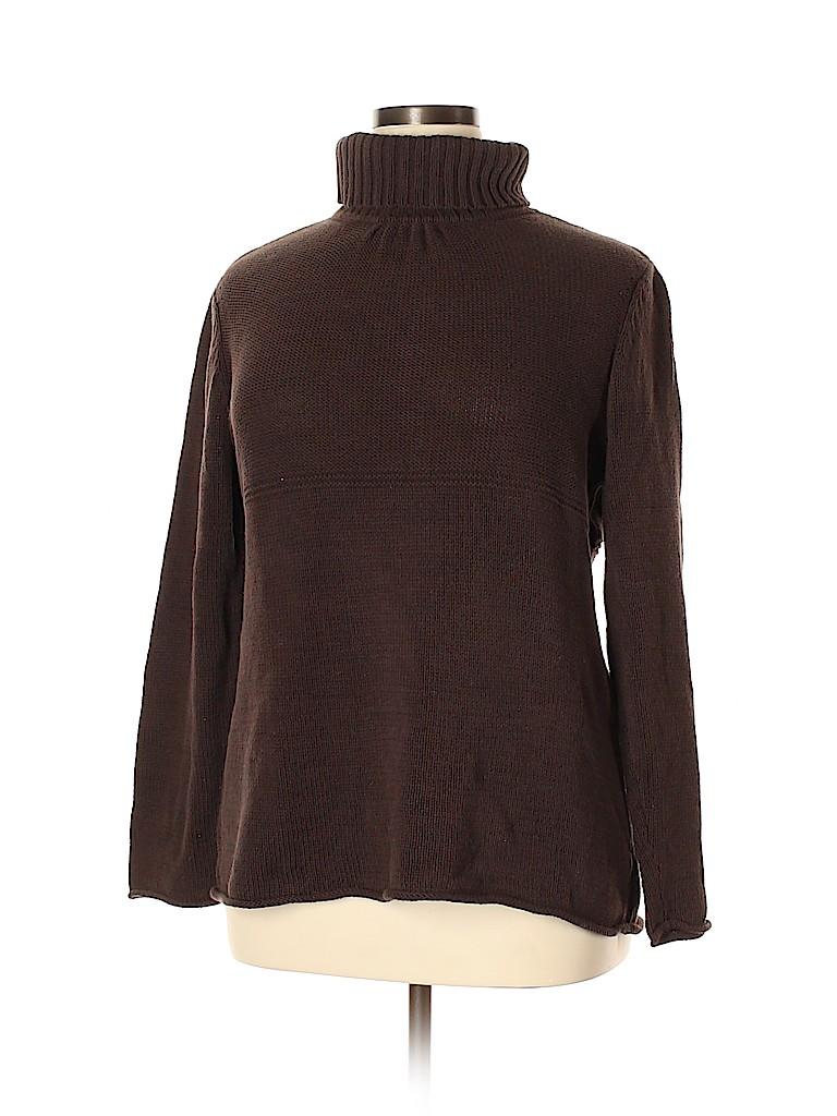 J.jill Women Turtleneck Sweater Size XL