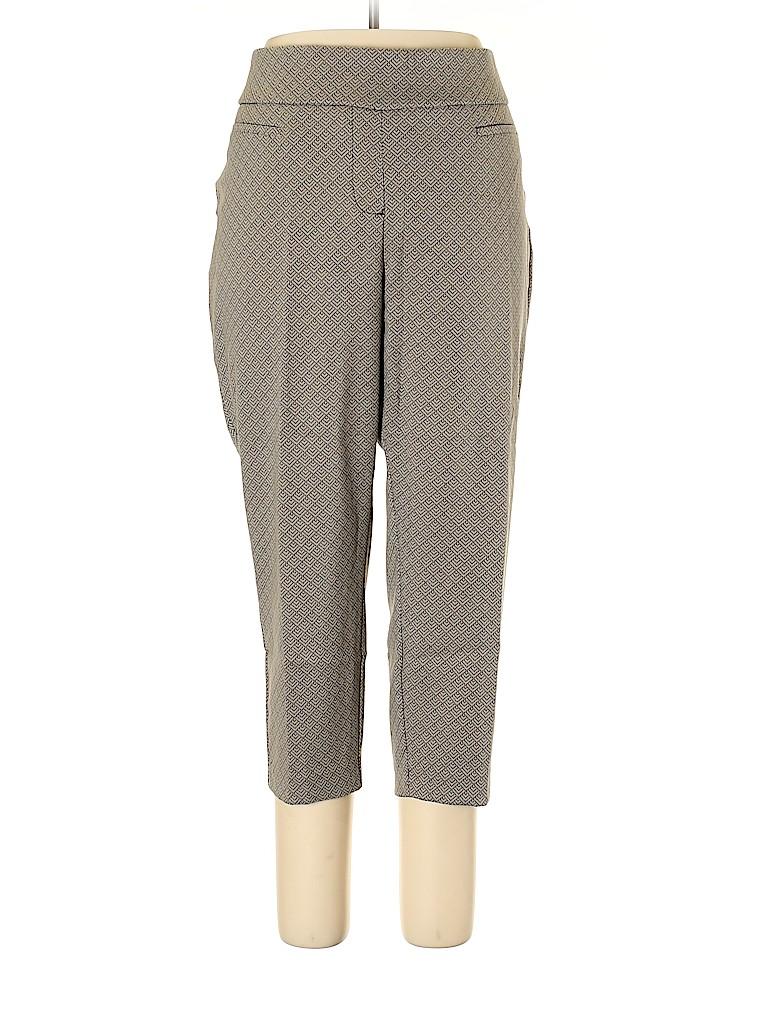 Apt. 9 Women Khakis Size 16