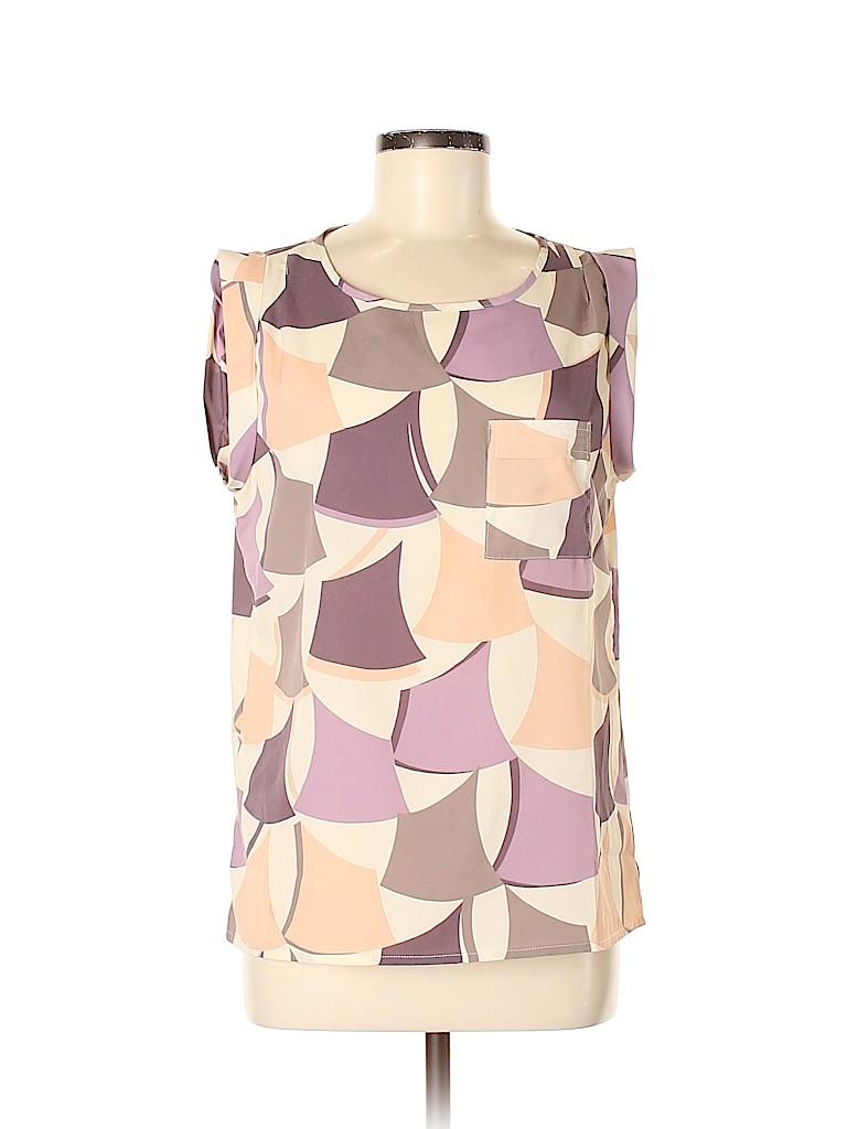 Gap Outlet Women Short Sleeve Blouse Size M