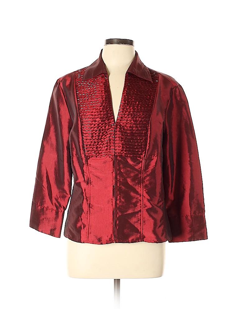 23rd St. Women 3/4 Sleeve Blouse Size L