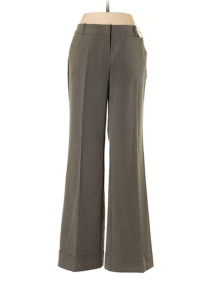 New York & Company Women Dress Pants Size 6 (Petite)