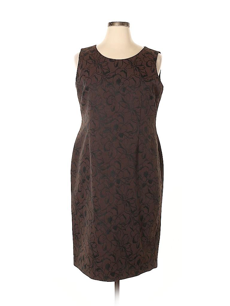 Jones Studio Women Casual Dress Size 16