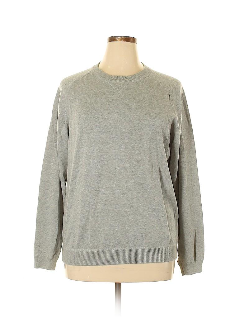 Calvin Klein Women Sweatshirt Size XL