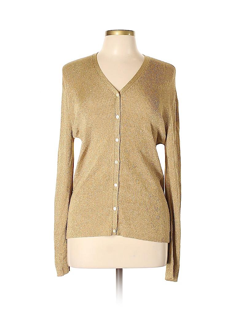 Lauren by Ralph Lauren Women Cardigan Size XL