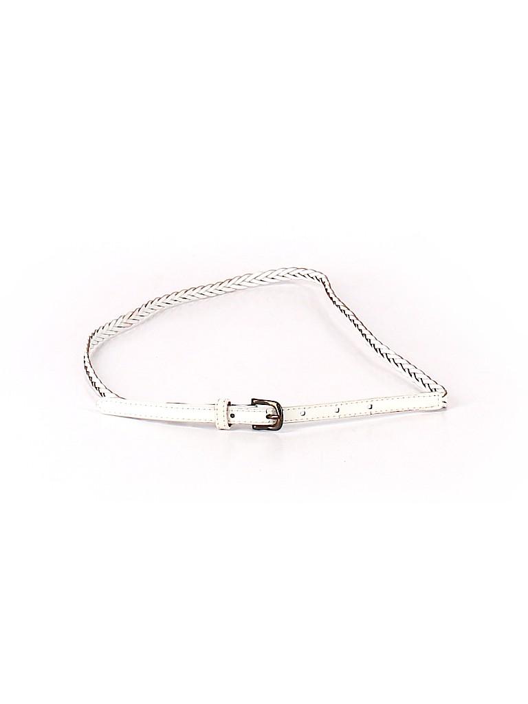 Target Women Leather Belt Size M