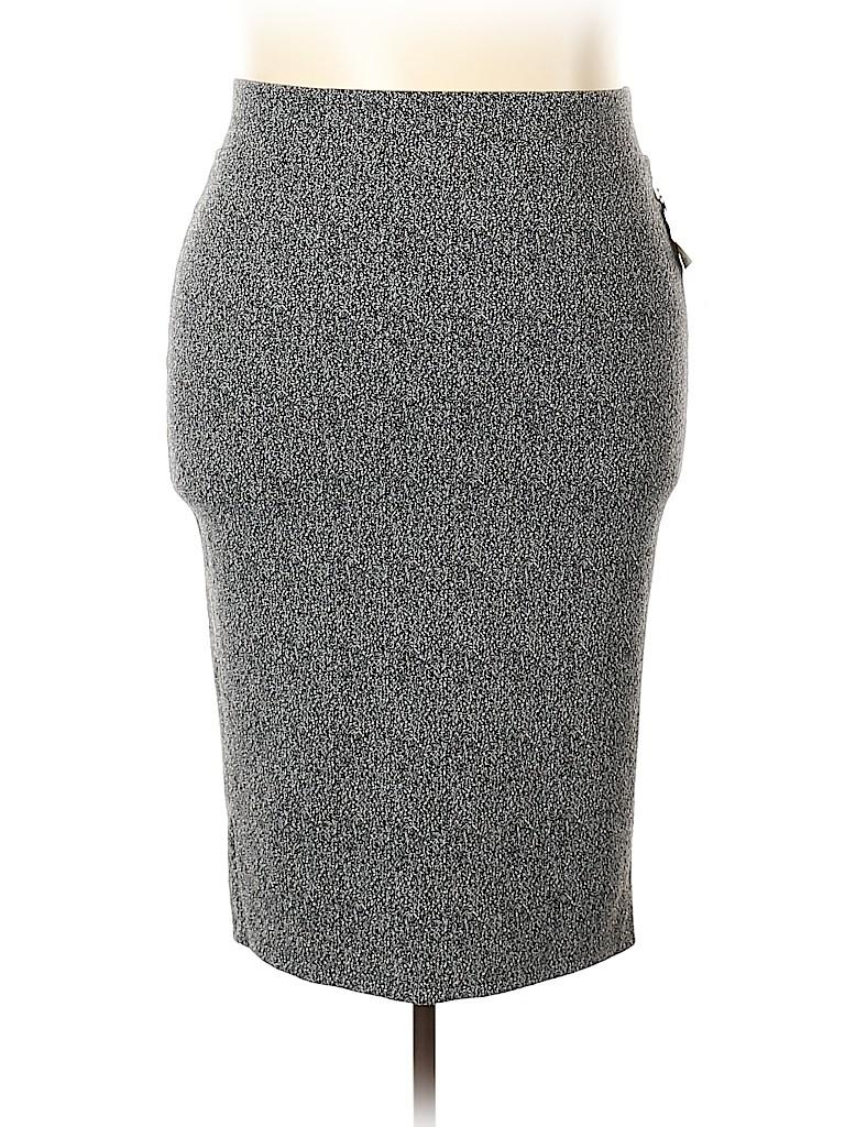 14th & Union Women Casual Skirt Size 2X (Plus)