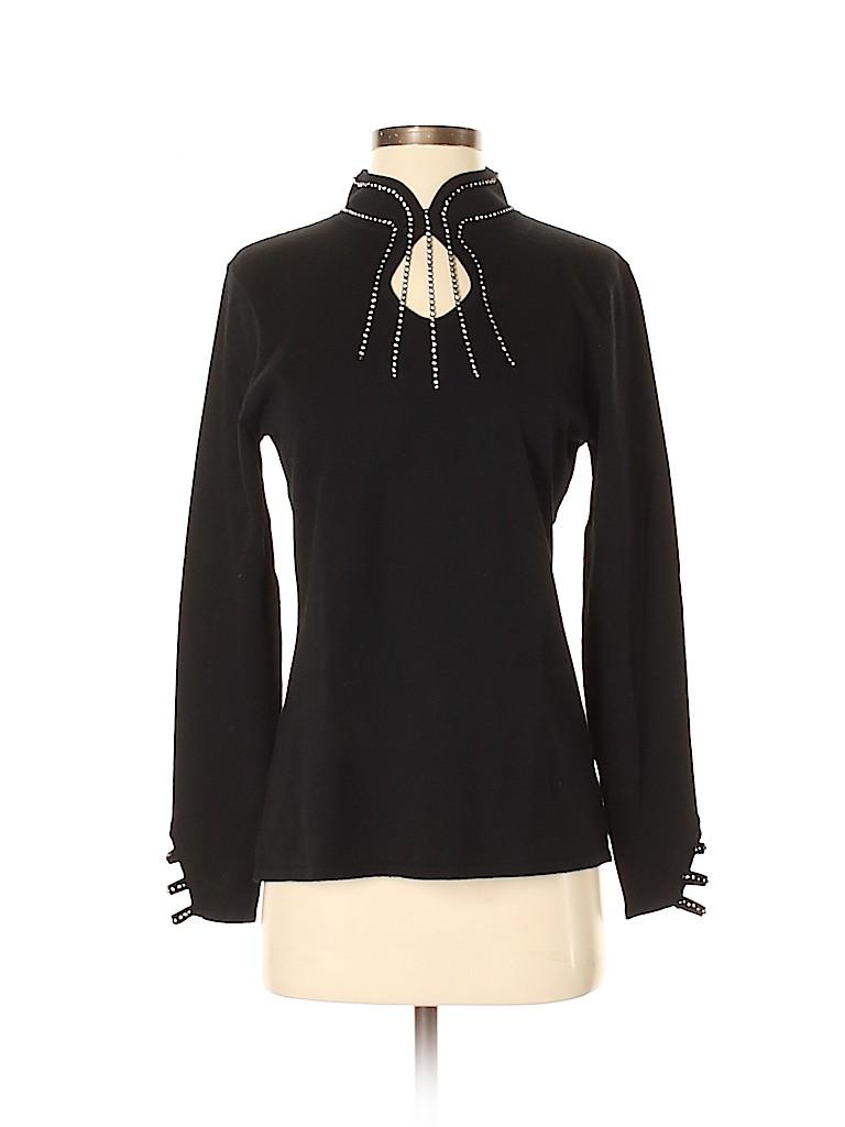 Reba Women Pullover Sweater Size M