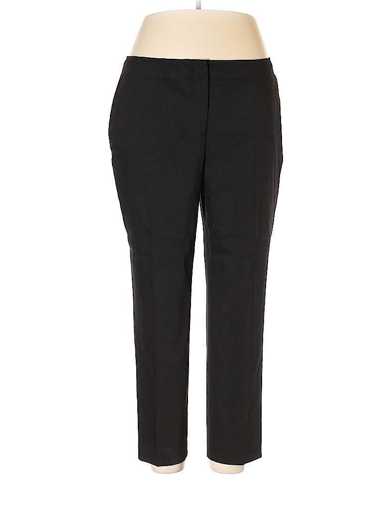 Halogen Women Linen Pants Size 16