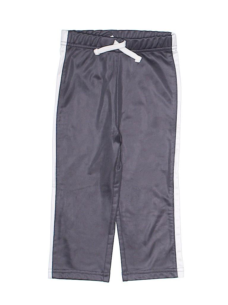 Cuddle Bear Boys Track Pants Size 24 mo