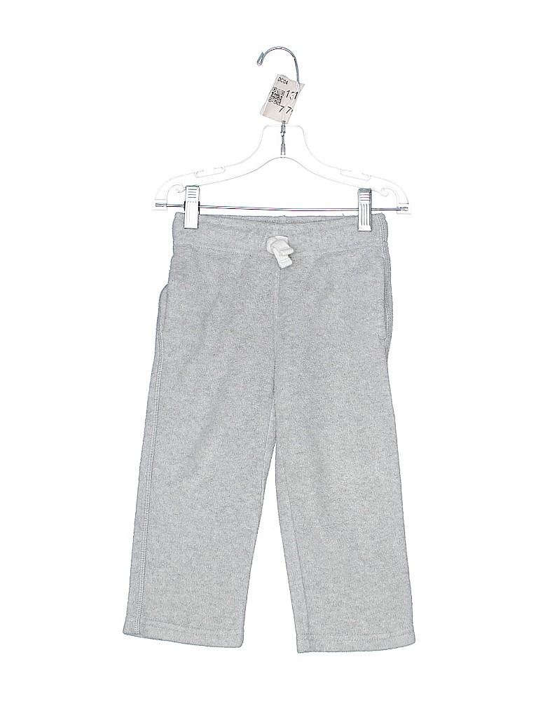 Gymboree Boys Fleece Pants Size 2T
