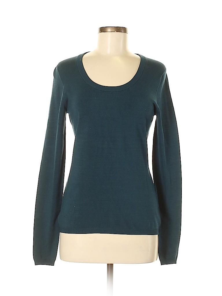 W by Worth Women Silk Pullover Sweater Size M