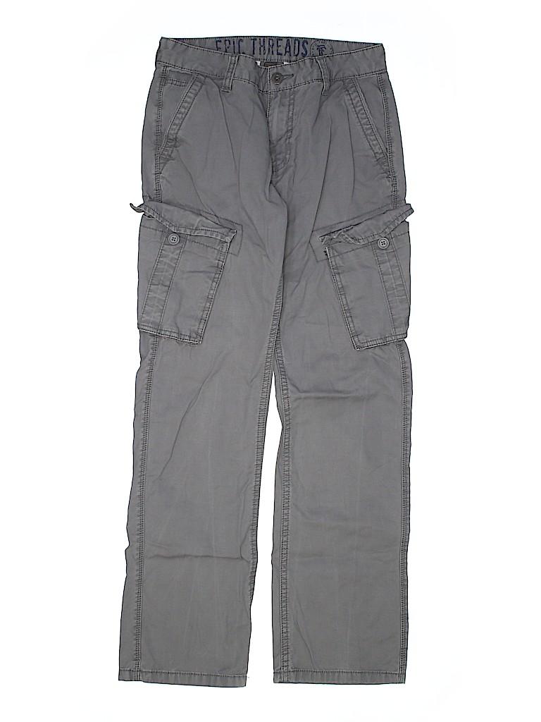 Epic Threads Boys Cargo Pants Size 14