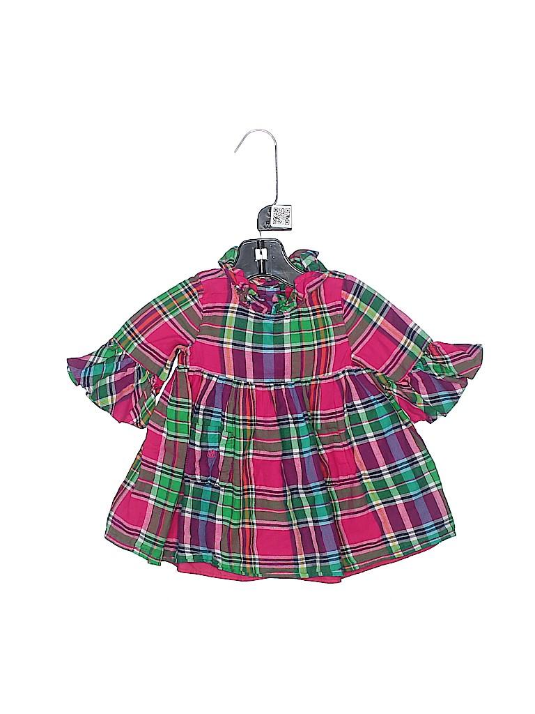 Ralph Lauren Girls Dress Size 6 mo