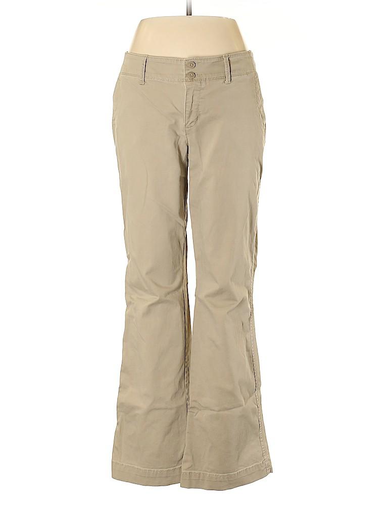 SONOMA life + style Women Khakis Size 10