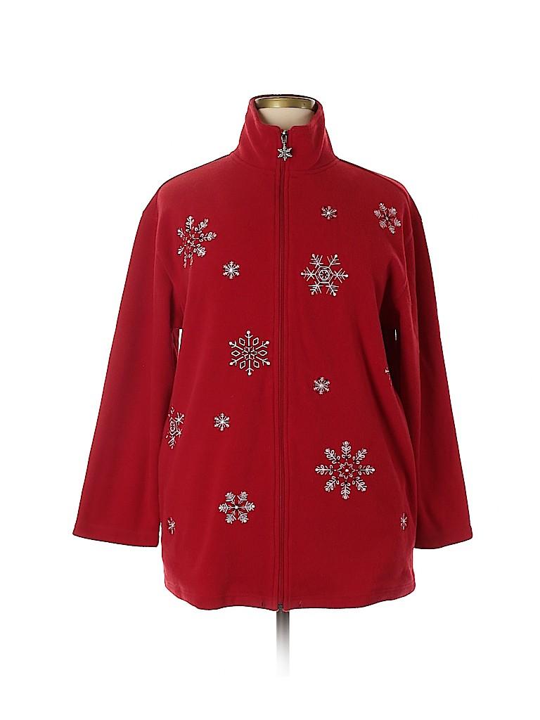 Fashion Bug Women Fleece Size 14 - 16
