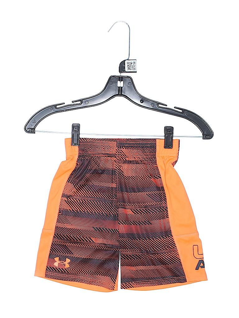 Under Armour Boys Athletic Shorts Size 6