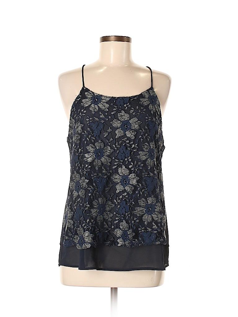 Blu Pepper Women Sleeveless Blouse Size M