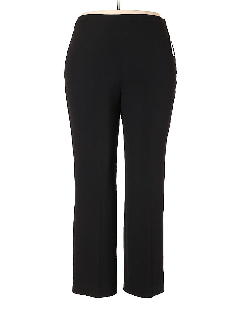 Kim Rogers Women Dress Pants Size 18 (Plus)