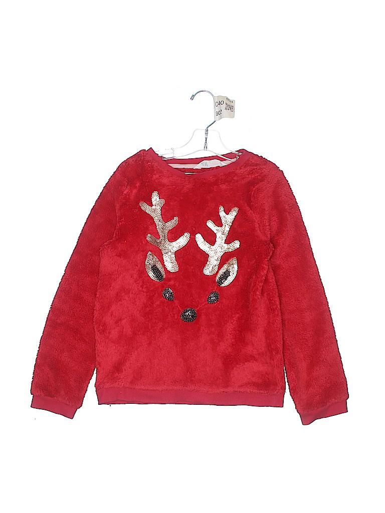 H&M Girls Sweatshirt Size 8 - 10