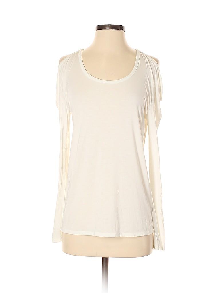 Maison Martin Margiela Women Long Sleeve Top Size S