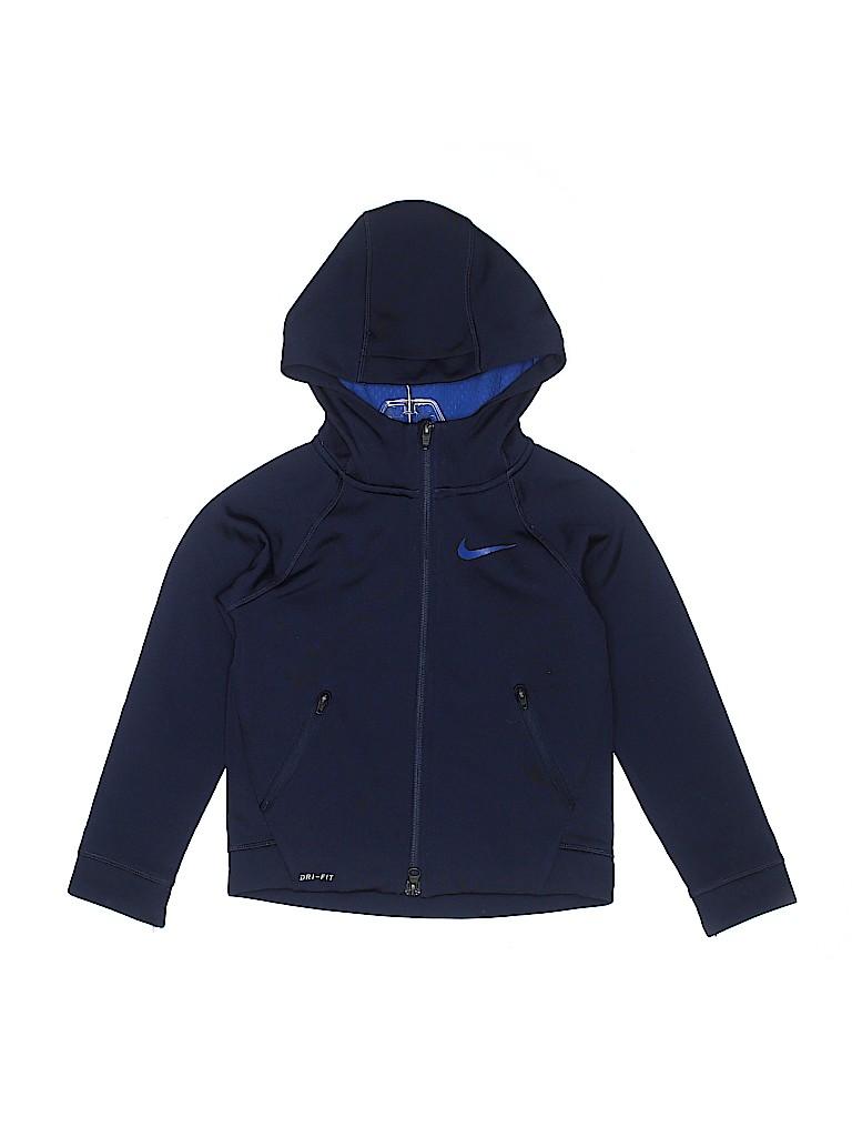 Nike Boys Track Jacket Size 7