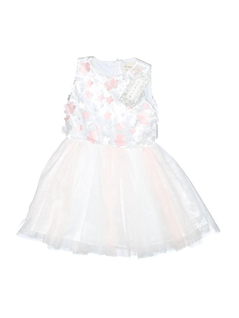 Btween Girls Special Occasion Dress Size 2T