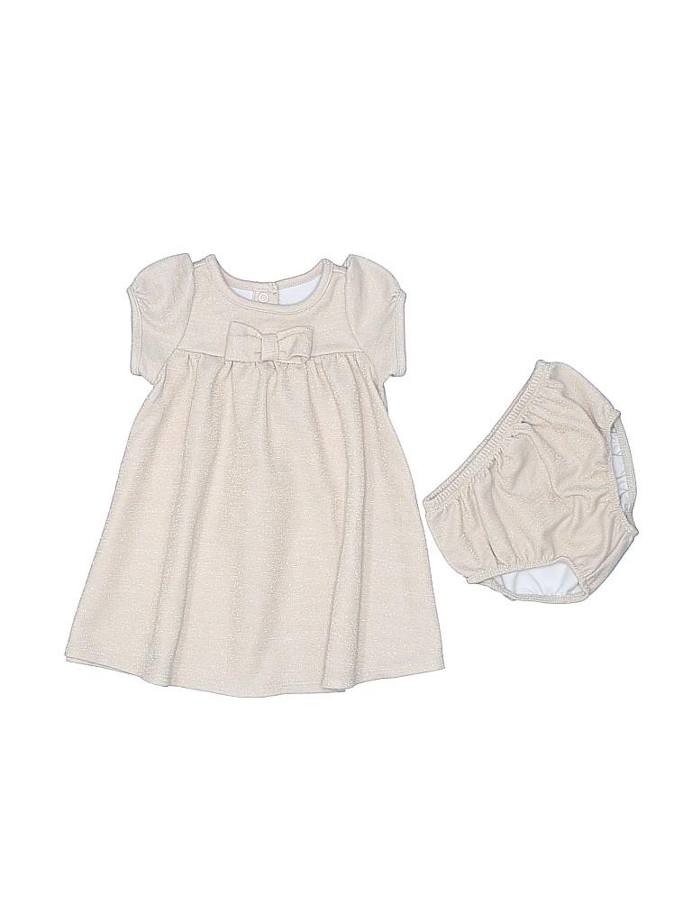 Janie and Jack Girls Dress Size 0-3 mo