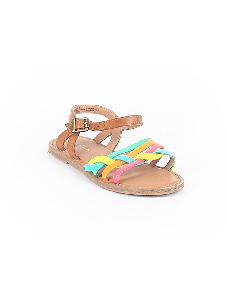 Nina Girls Sandals Size 12