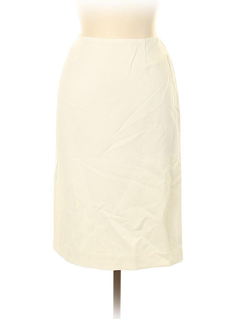 Linda Allard Ellen Tracy Women Casual Skirt Size 10