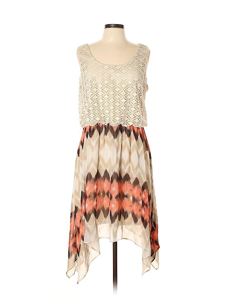 Luxology Women Casual Dress Size XL