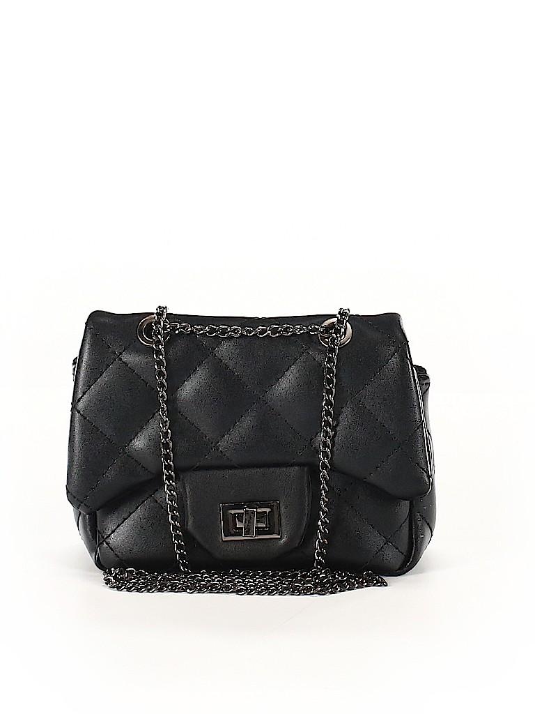 Chloe K Women Crossbody Bag One Size