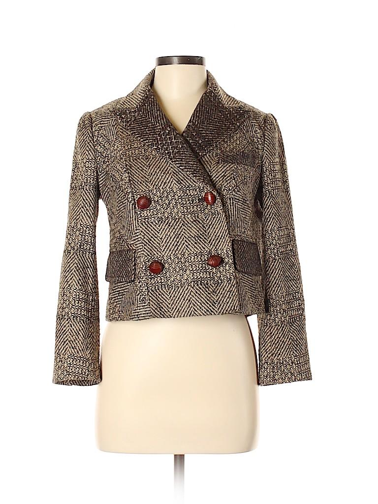 Diane von Furstenberg Women Blazer Size 6