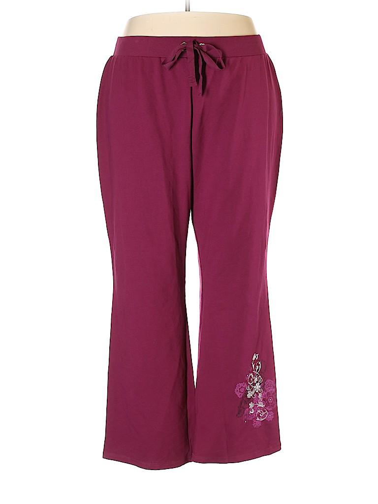 Fashion Bug Women Casual Pants Size 22 - 24W (Plus)