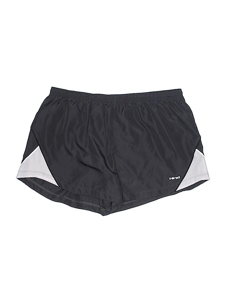 Hind Women Athletic Shorts Size XL