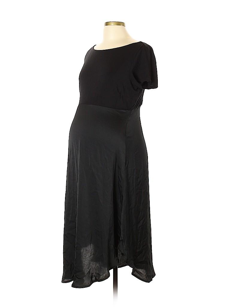 Ann Taylor LOFT Women Casual Dress Size 12 (Maternity)