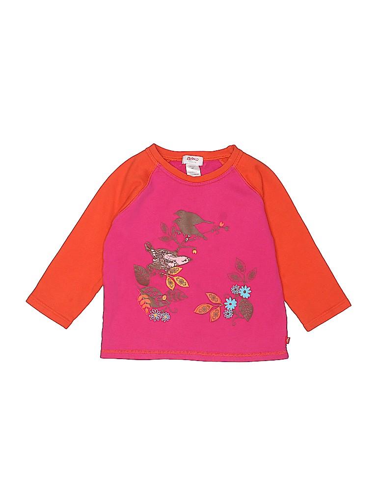 Zutano Girls Pullover Sweater Size 4T
